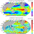 Surface CO2 Flux maps
