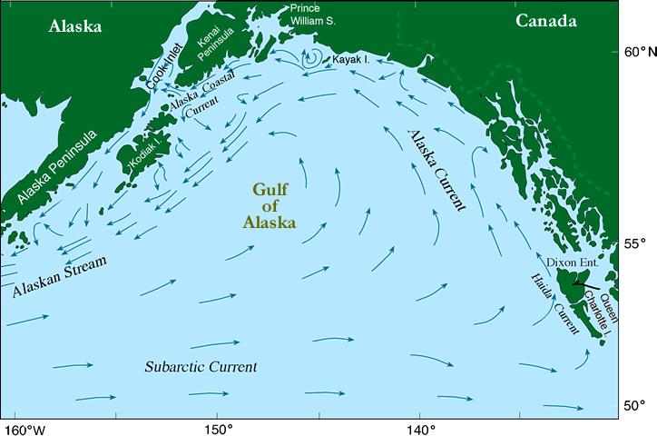 gulf of alaska - 724×480